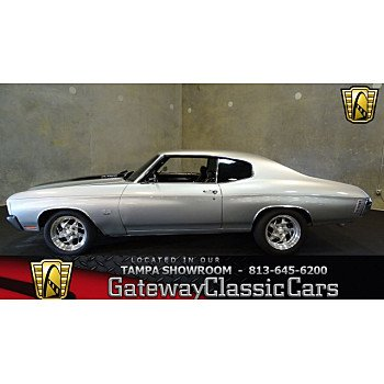 1970 Chevrolet Chevelle SS for sale 100964571